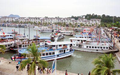 Hướng dẫn thuê tàu thăm quan vịnh hạ long giá rẻ