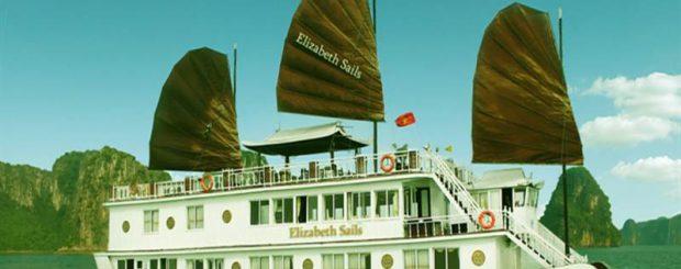 Du Thuyền Elizabeth Hạ Long