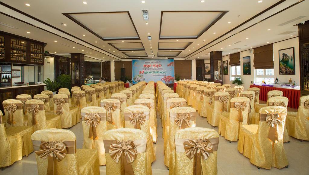 Phòng họp New Star Hotel Hạ Long