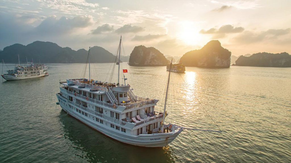 Paradise Luxury Cruise Hạ Long