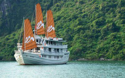 Danh sách 173 tàu lưu trú – Nghỉ đêm tại Quảng Ninh