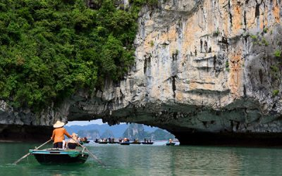 Hang Luồn Vịnh Hạ Long