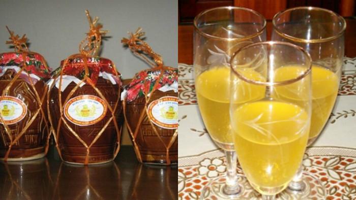 Rượu Hành Bồ Hạ long