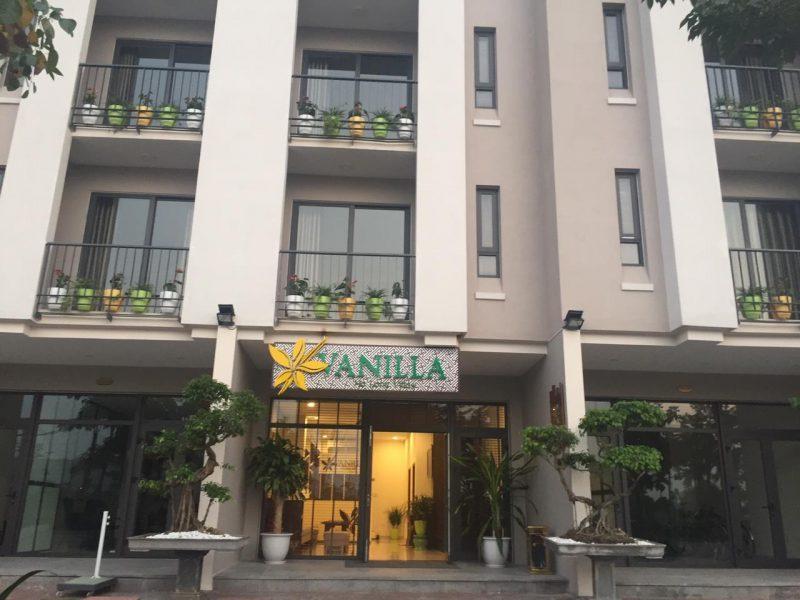 Vanilla Ha Long Villas