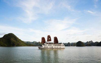 Top 5 Du thuyền 3 sao ở Hạ Long giá rẻ
