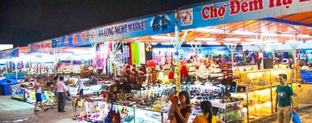 Chợ đêm Hạ Long